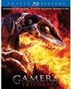 Gamera Trilogy Blu-ray (Rental)