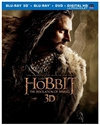 Hobbit: The Desolation of Smaug 3D Blu-ray (Rental)