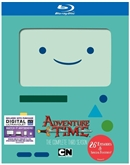 Adventure Time: The Complete Third Season Blu-ray (Rental)