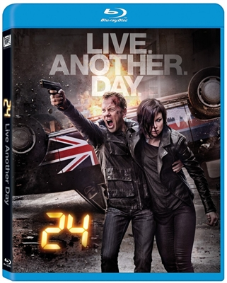 24: Live Another Day Disc 1 Blu-ray (Rental)