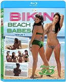 Bikini Beach Babes Issue #1 3D Blu-ray (Rental)