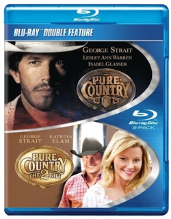 Pure Country / Pure Country 2 Blu-ray (Rental)