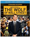 Wolf of Wall Street Blu-ray (Rental)