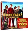 Anchorman 2: The Legend Continues Blu-ray (Rental)