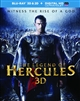 Legend of Hercules 2D + 3D Blu-ray (Rental)