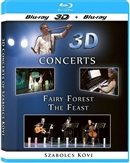 Fairy Forest & The Feast 3D Blu-ray (Rental)