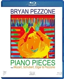 Bryan Pezzone: Piano pieces 3D Blu-ray (Rental)