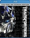 Transformers Revenge of the Fallen (Big Screen Ed) Blu-ray (Rental)