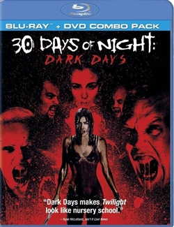 30 Days of Night: Dark Days Blu-ray (Rental)