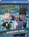 Legend of Korra Book One: Air Disc 1 Blu-ray (Rental)