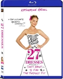 27 Dresses 06/15 Blu-ray (Rental)