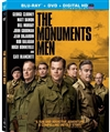Monuments Men Blu-ray (Rental)