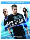 Jack Ryan: Shadow Recruit Blu-ray (Rental)