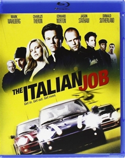 Italian Job Blu-ray (Rental)