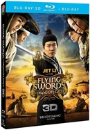 Flying Swords of Dragon Gate 3D Blu-ray (Rental)