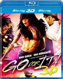 Go for It! 3D Blu-ray (Rental)