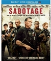 Sabotage Blu-ray (Rental)