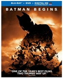 Batman Begins Blu-ray (Rental)