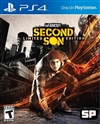 inFAMOUS Second Son PS4 Blu-ray (Rental)