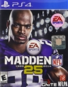 Madden NFL 25 PS4 Blu-ray (Rental)