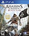 Assassin's Creed IV Black Flag PS4 Blu-ray (Rental)
