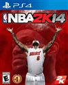NBA 2K14 PS4 Blu-ray (Rental)
