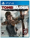 Tomb Raider Definitive Edition PS4 Blu-ray (Rental)