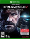 Metal Gear Solid V Ground Zeroes Xbox One Blu-ray (Rental)