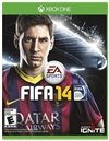 FIFA 14 Xbox One Blu-ray (Rental)