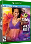 Zumba Fitness World Party Xbox One Blu-ray (Rental)