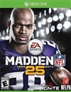 Madden NFL 25 Xbox One Blu-ray (Rental)