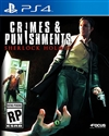 (Releases 2014/09/04) Crimes and Punishments Sherlock Holmes PS4 Blu-ray (Rental)