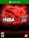 (Releases 2014/10/07) NBA 2K15 Xbox One Blu-ray (Rental)