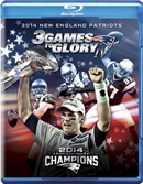 3 Games to Glory IV Disc 3 09/15 Blu-ray (Rental)