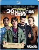 30 Minutes or Less 12/15 Blu-ray (Rental)