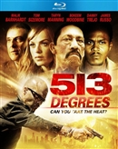 513 Degrees Blu-ray (Rental)