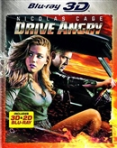 Drive Angry 3D Blu-ray (Rental)