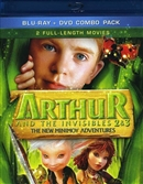 Arthur and the Invisibles 2 & 3 Blu-ray (Rental)