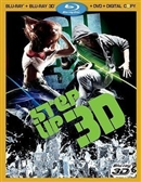 Step Up 3D Blu-ray (Rental)