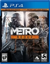 (Releases 2014/08/26) Metro Redux PS4 Blu-ray (Rental)