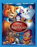 Aristocats Blu-ray (Rental)