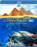 Adventure Coral Reef 3D Blu-ray (Rental)
