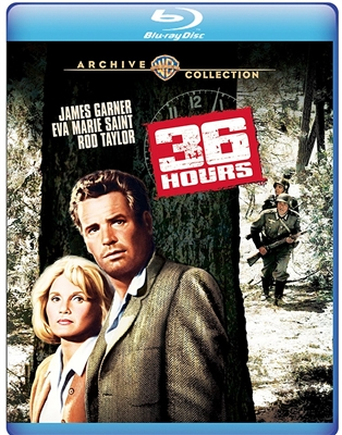 36 Hours 03/17 Blu-ray (Rental)