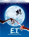 E.T. The Extra-Terrestrial Blu-ray (Rental)