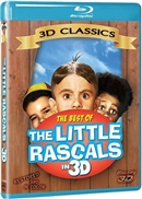 Little Rascals: Best of Our Gang 3D Blu-ray (Rental)