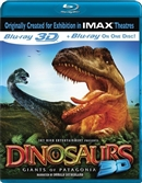 Dinosaurs Giants of Patagonia 3D Blu-ray (Rental)