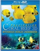 Fascination Coral Reef 3D Blu-ray (Rental)
