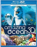 Amazing Ocean 3D Blu-ray (Rental)