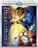 Beauty and the Beast 3D Blu-ray (Rental)