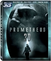 Special Features - Prometheus Blu-ray (Rental)